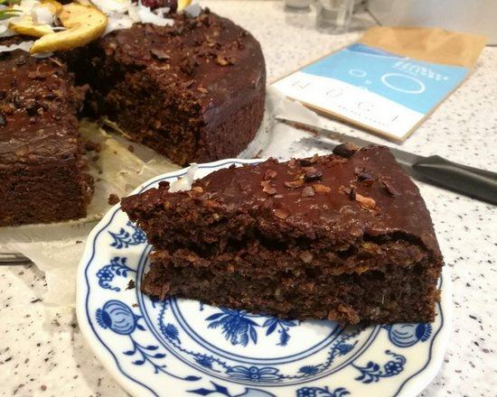 Fermentovaný čokoládový perník WUGI recepty