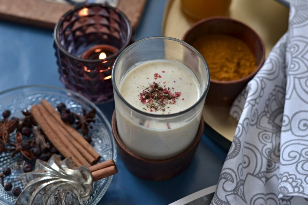 Chai kefír s kořením WUGI