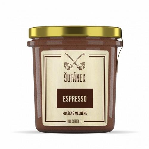 Ořechové máslo Espresso Šufánek: WUGI 8 důvodů, proč začít s ořechovými másly