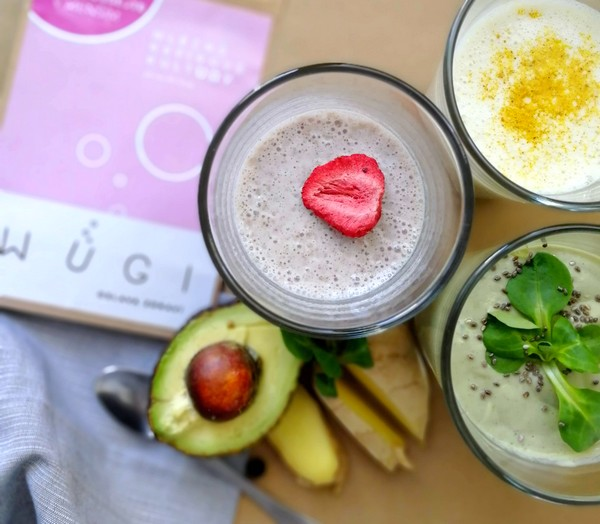 Podpořte imunitu - probiotika, pestrost a vláknina - WUGI kefír