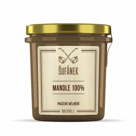 Dokonalé mandlové máslo Šufánek: WUGI 8 důvodů, proč začít s ořechovými másly