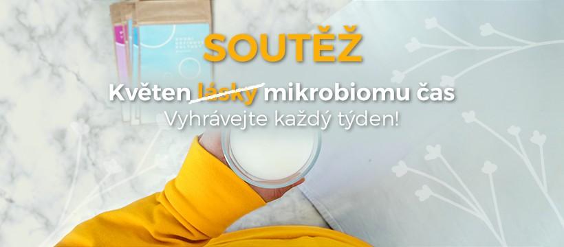 Soutěž: Květen mikrobiomu čas - WUGI