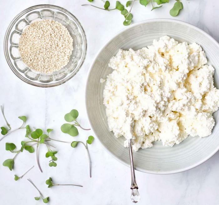 Kefírový sýr WUGI