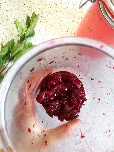 Višňová WUGI fermentáda recept