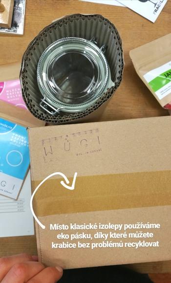 WUGI - balíčky s ohledem na přírodu a v duchu zero-waste